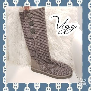 Ugg 6 knitted boots winter